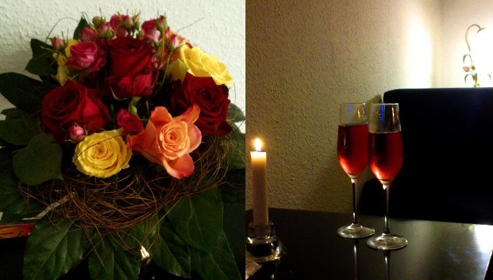 Hochzeitstag Collage