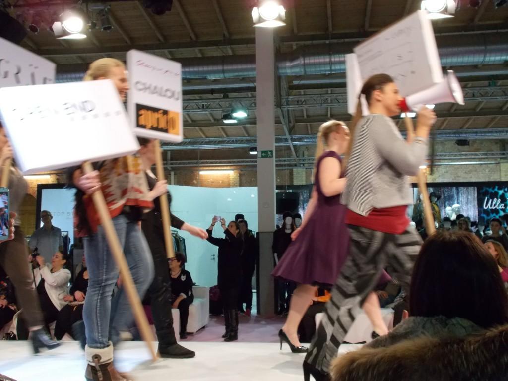 Curvy Fashion Show Finale