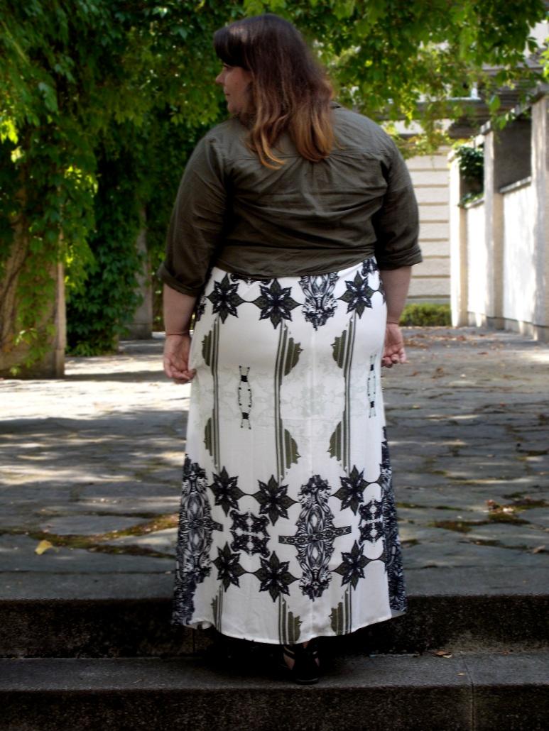 Plus Size Sommerkleid