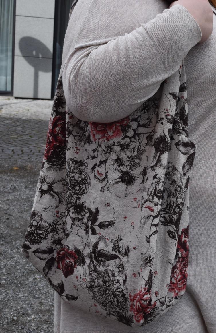 Herbstliche Tasche