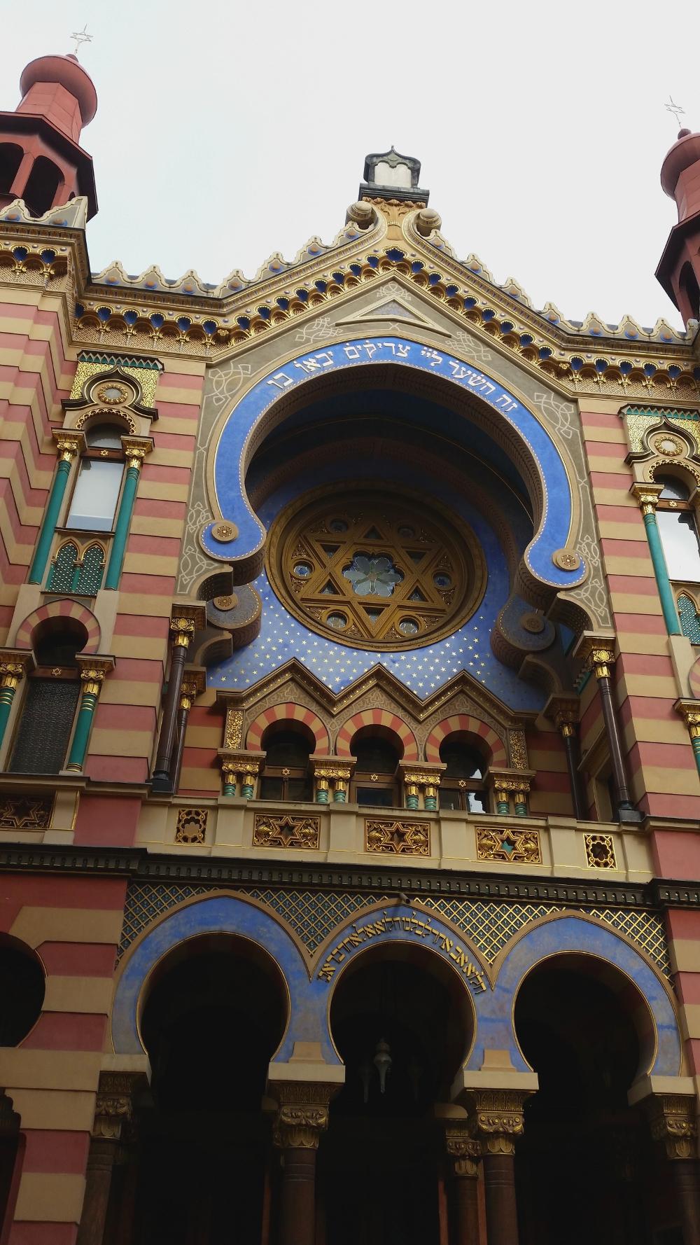Die Jerusalemer Synagoge in Prag
