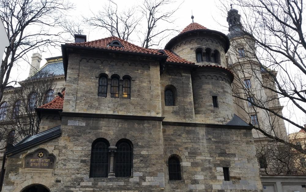Prager Synagoge